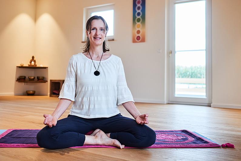 Yoga im Raum Bayreuth